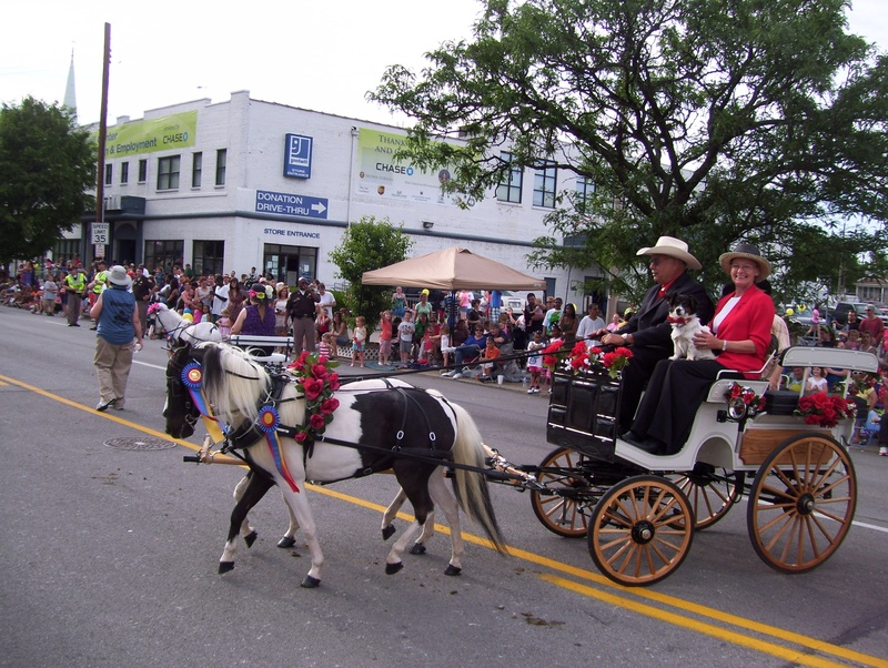 2012  - KY. Derby Parade